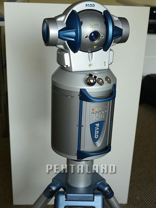 Faro Laser Tracker Ion Pentaland Surveying
